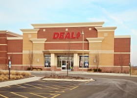 Deals Retail Store Construction Mason Work